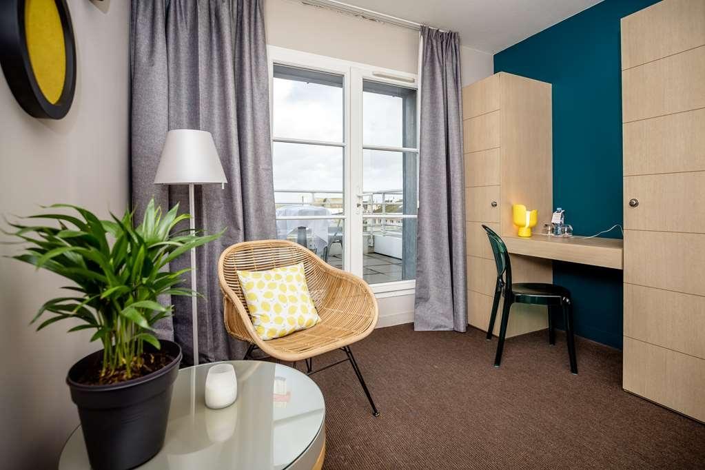 Best Western Plus Vannes Centre Ville - Chambre duplex