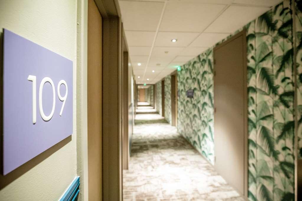 Best Western Plus Vannes Centre Ville - habitación de huéspedes-amenidad