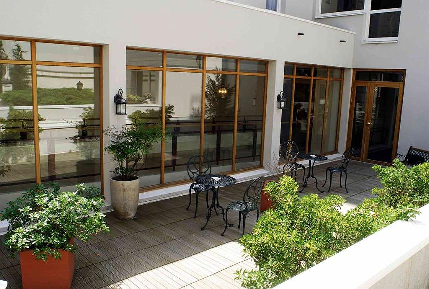 Best Western Amiral Hotel - Area esterna