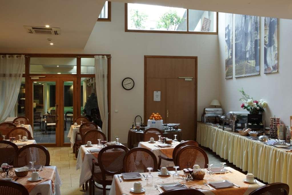 Best Western Amiral Hotel - Breakfast Area