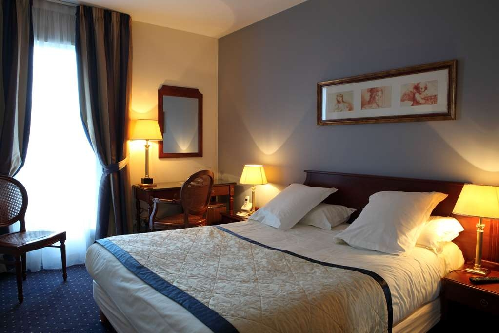 Best Western Amiral Hotel - Chambres / Logements