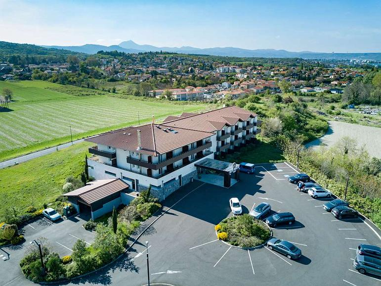 Best Western Plus Hotel Gergovie - Vista exterior