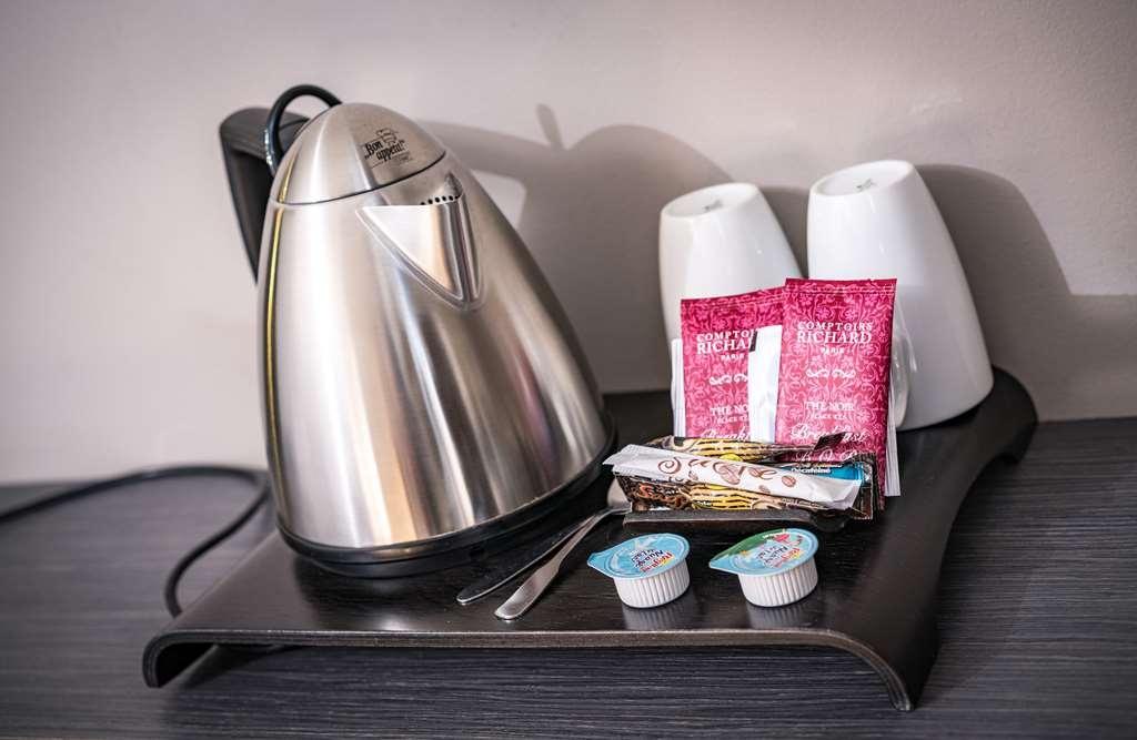 Best Western Plus Hotel Gergovie - Courtesy tray
