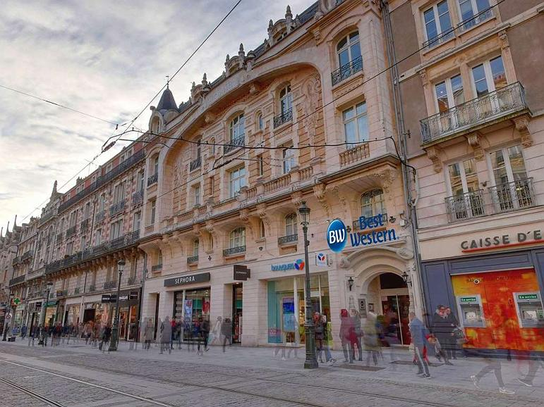 Best Western Hotel d'Arc - Vue extérieure