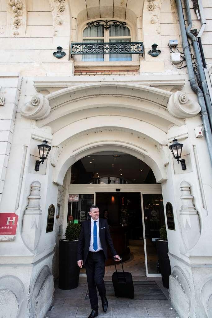 Best Western Hotel d'Arc - Façade