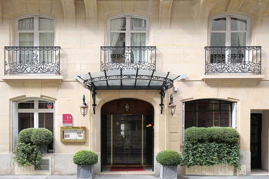 Hotel Best Western Premier Trocadero la Tour, Paris