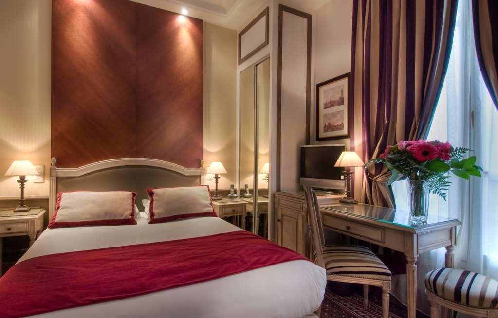 Best Western Premier Trocadero la Tour - Classic Guest Room