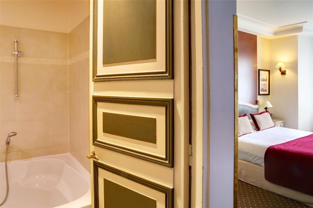 Best Western Premier Trocadero la Tour - Guest Room