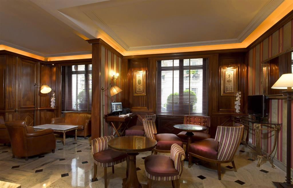 Best Western Premier Trocadero la Tour - Foyer