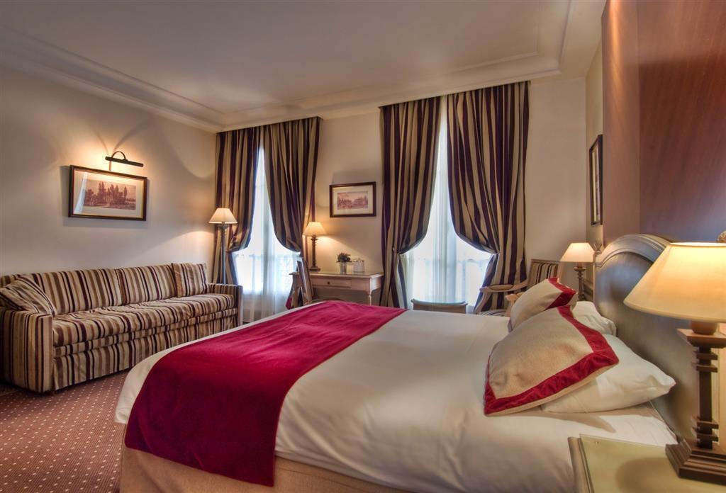 Best Western Premier Trocadero la Tour - Family Guest Room