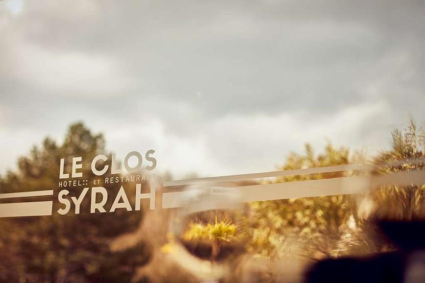 Best Western Plus Clos Syrah - Vue extérieure