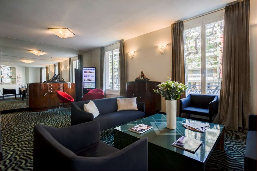 Best Western Plus Hotel Mercedes Arc de Triomphe - Hall