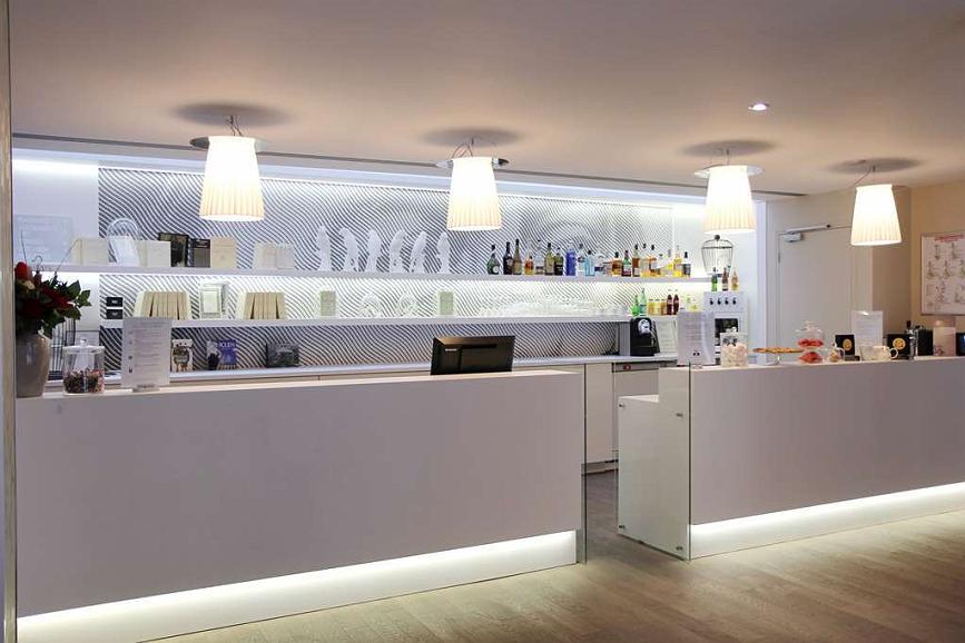 Best Western Plus Hotel Litteraire Gustave Flaubert - Vue du lobby