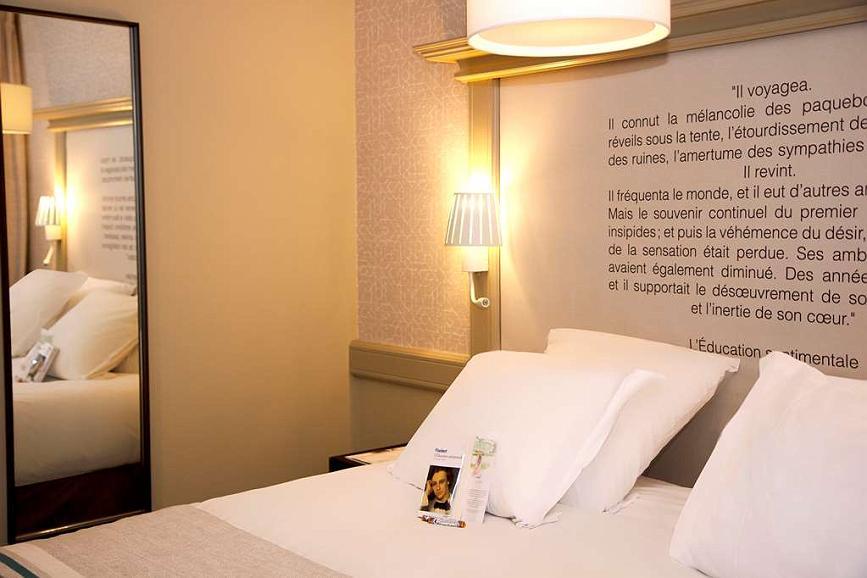 Best Western Plus Hotel Litteraire Gustave Flaubert - Habitaciones/Alojamientos
