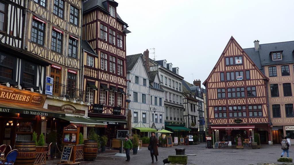 Best Western Hotel Litteraire Gustave Flaubert - Atracciones locales