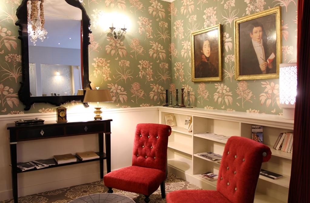 Best Western Hotel Litteraire Gustave Flaubert - Bar/Salón