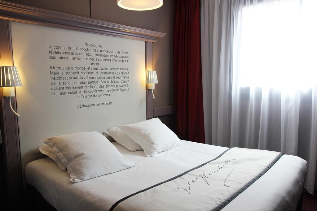 Best Western Hotel Litteraire Gustave Flaubert - Chambres / Logements
