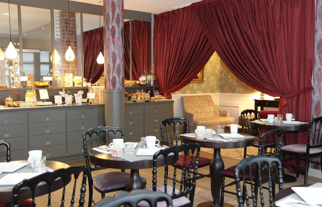 Best Western Hotel Litteraire Gustave Flaubert - Desayuno Buffet
