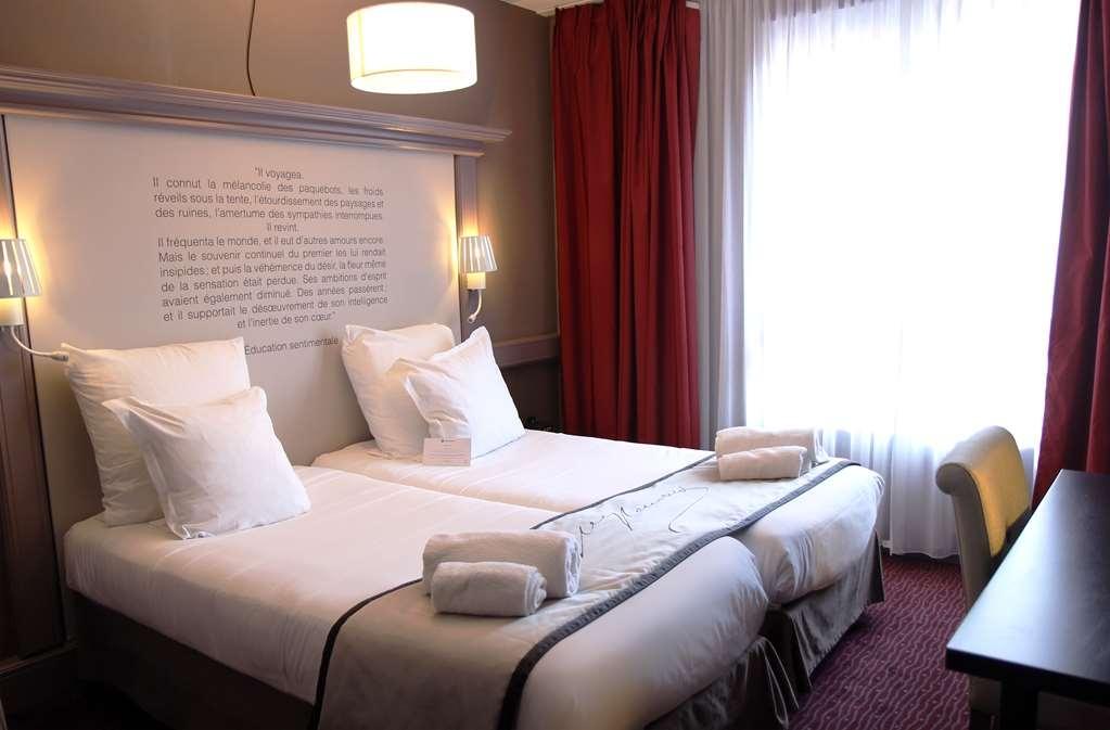 Best Western Hotel Litteraire Gustave Flaubert - Chambre