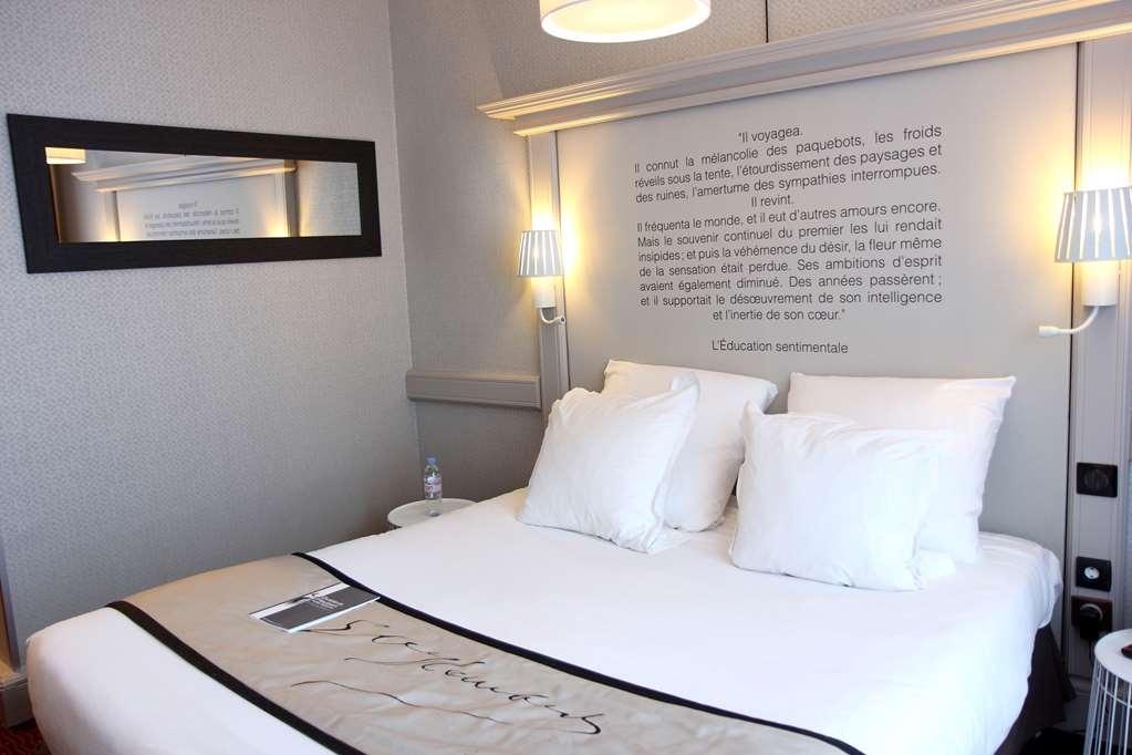 Best Western Hotel Litteraire Gustave Flaubert - Habitación