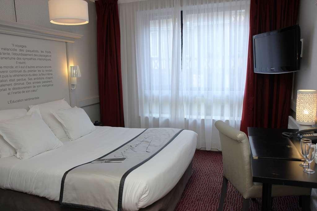 Best Western Hotel Litteraire Gustave Flaubert - Cuarto de Huésped