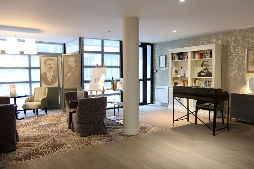 Best Western Hotel Litteraire Gustave Flaubert - Cuarto de baño de clientes