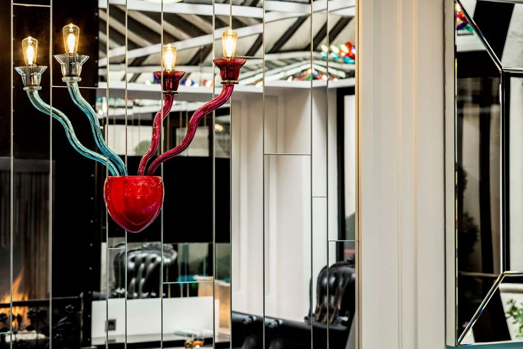 Best Western Premier Louvre Saint Honore - Bar/Lounge