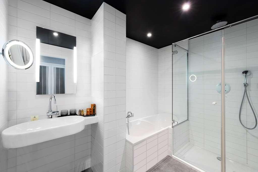 Best Western Premier Louvre Saint Honore - junior suite-baño