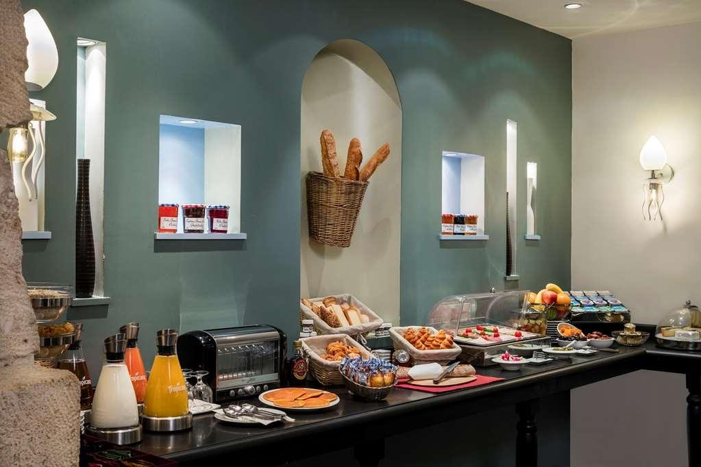 Best Western Premier Louvre Saint Honore - Breakfast Area