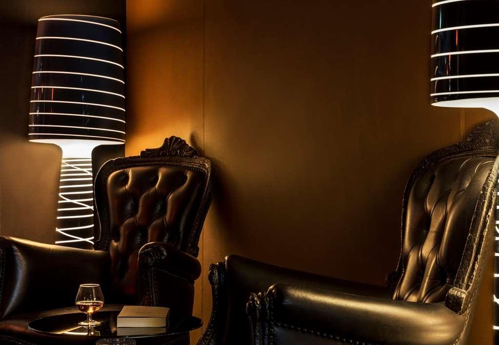 Best Western Premier Louvre Saint Honore - Bar/Salón