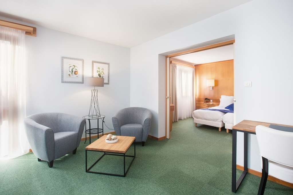 Best Western Hotel le Schoenenbourg - Suite
