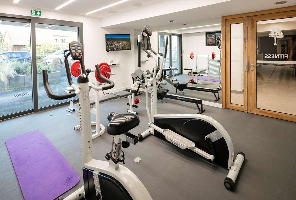 Best Western Hotel le Schoenenbourg - Salle Fitness