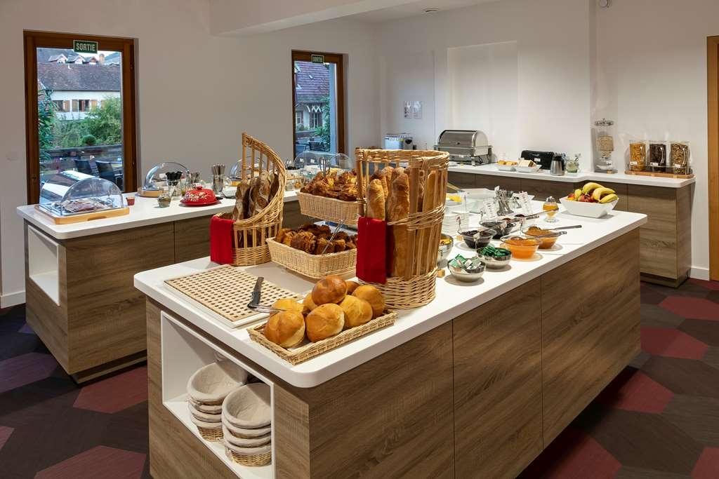 Best Western Hotel le Schoenenbourg - Breakfast Area