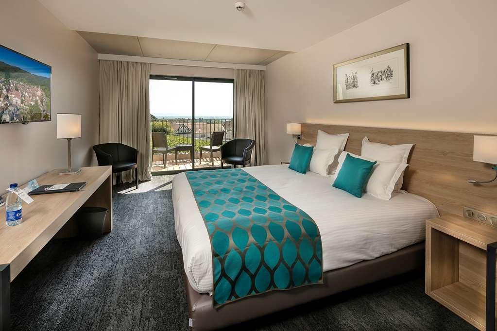 Best Western Hotel le Schoenenbourg - Chambres / Logements