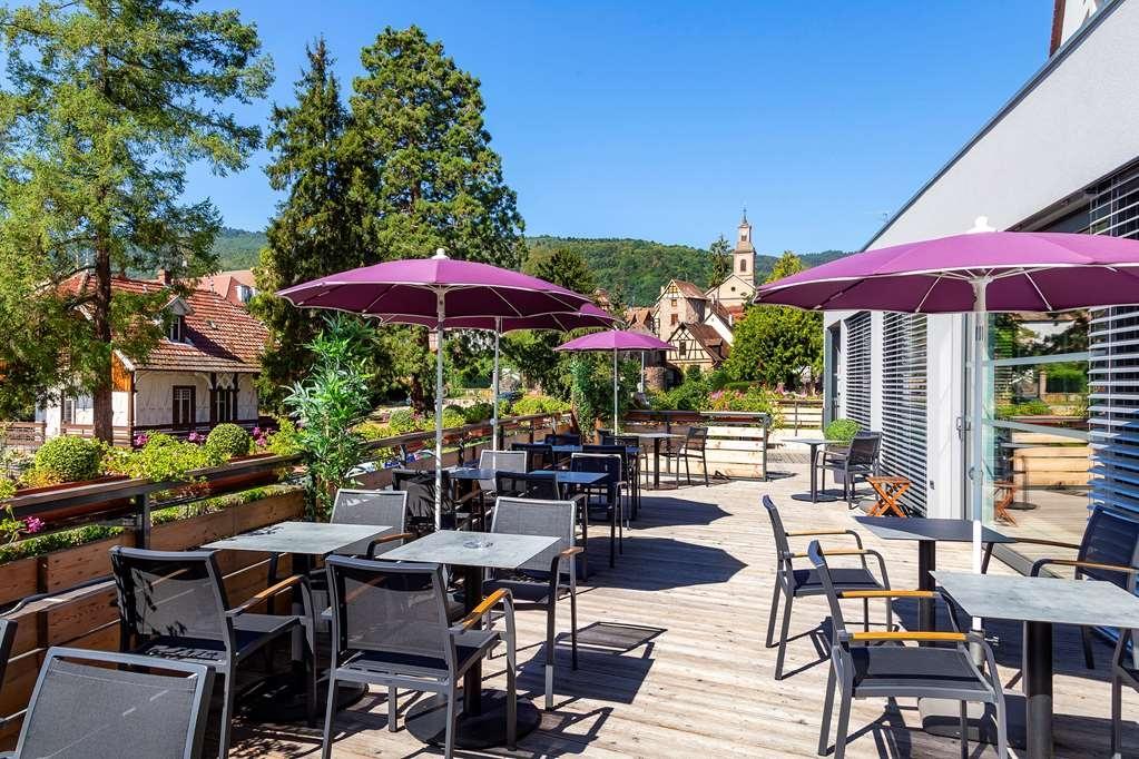 Best Western Hotel le Schoenenbourg - Terrace