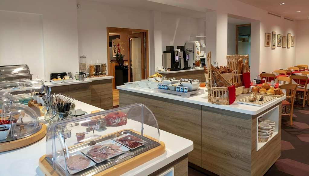 Best Western Hotel le Schoenenbourg - Le petit déjeuner buffet