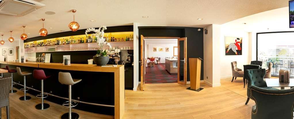 Best Western Hotel le Schoenenbourg - Bar/Salón