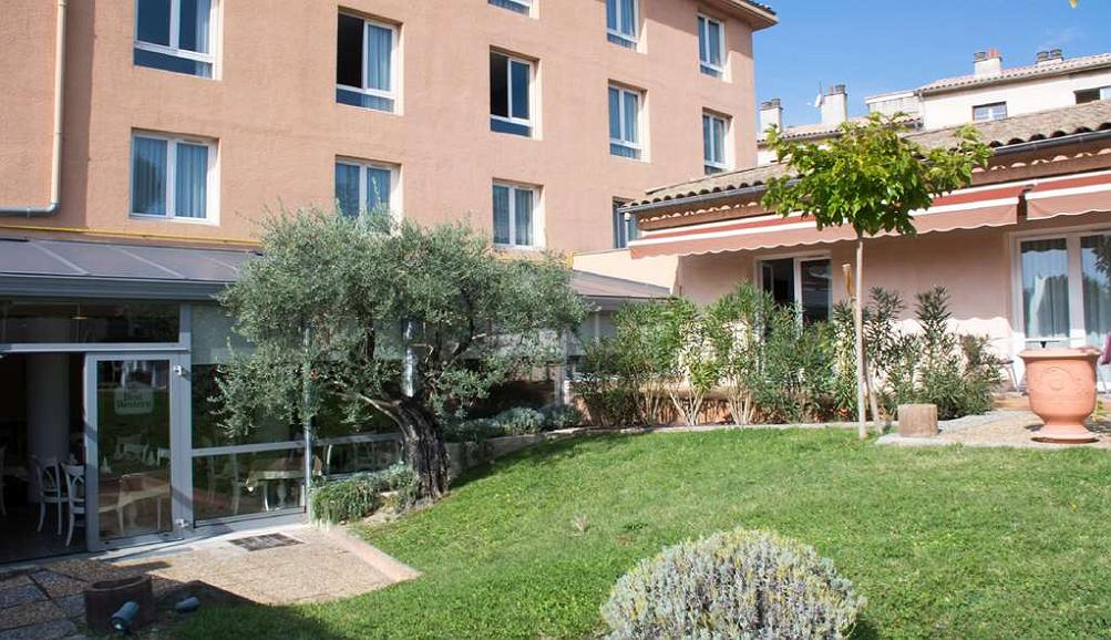 Best Western Hotel Le Sud - Area esterna
