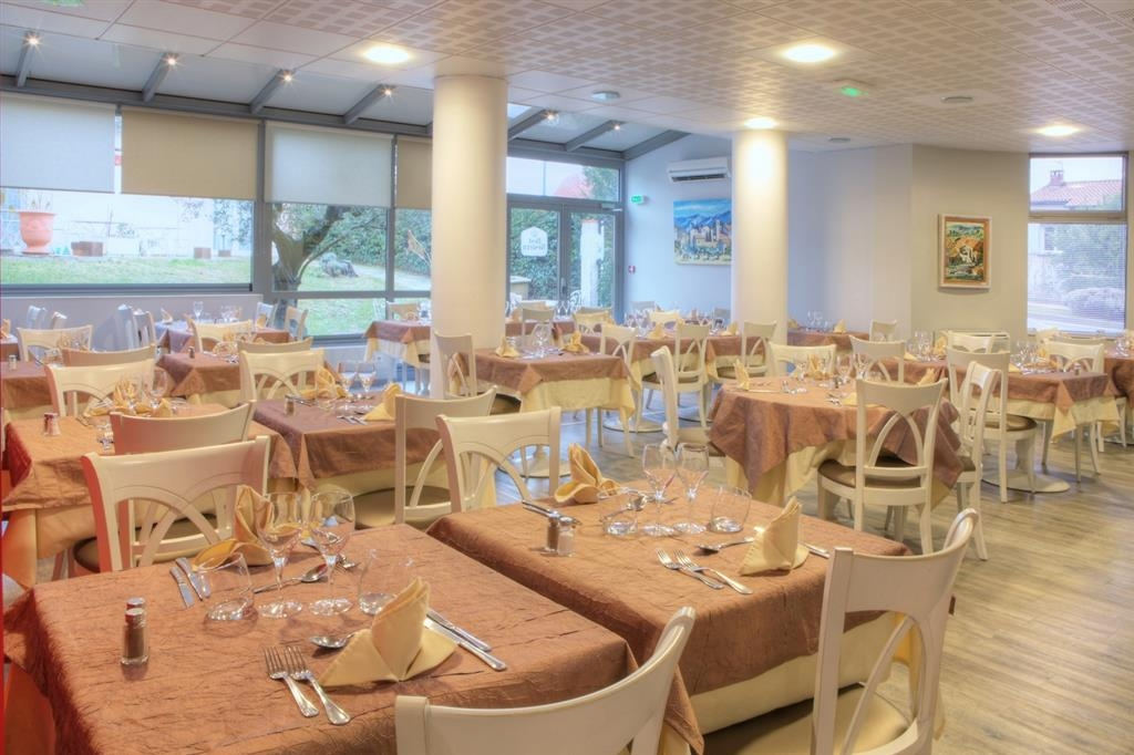 Best Western Hotel Le Sud - Restaurant