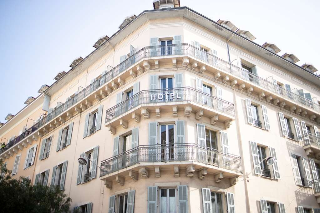 Best Western Premier Hotel Roosevelt - Exterieur