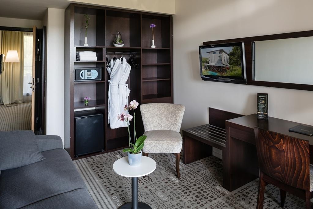 Best Western Plus Hotel de l'Arbois - Chambres / Logements