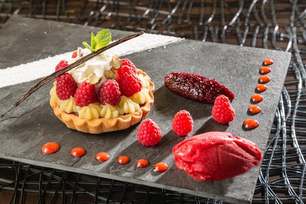 Best Western Plus Hotel de l'Arbois - Restaurant / Etablissement gastronomique