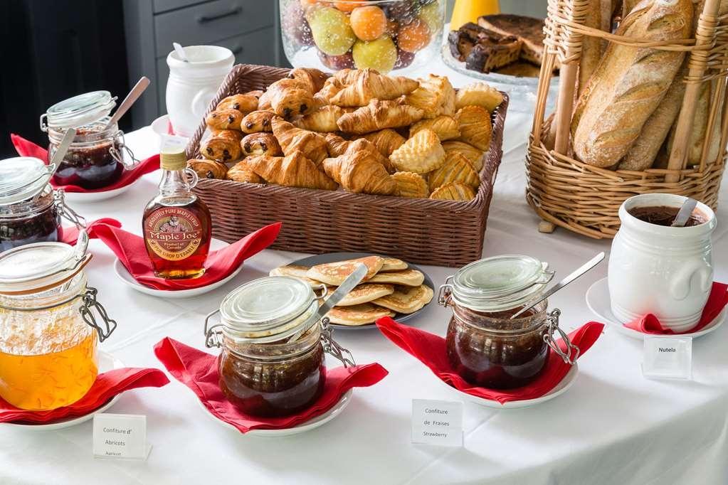 Best Western Plus Hotel de l'Arbois - Le petit déjeuner buffet