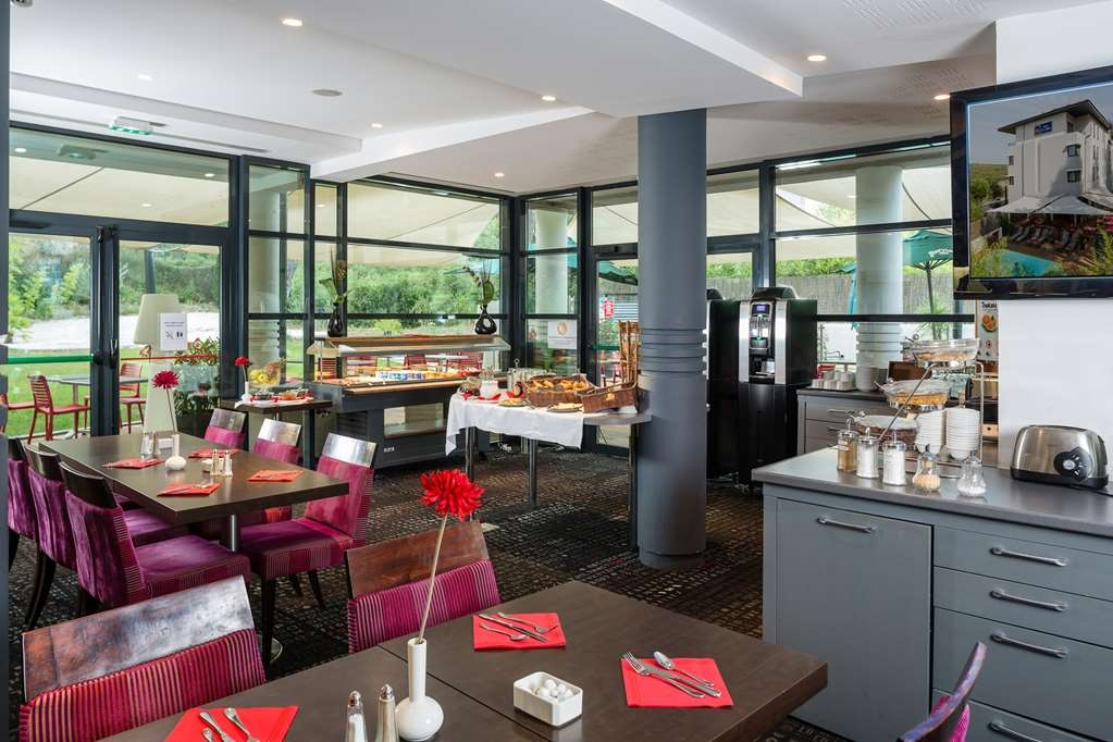 Best Western Plus Hotel de l'Arbois - Frühstücksbuffet