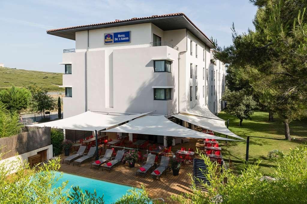 Best Western Plus Hotel de l'Arbois - Facciata dell'albergo