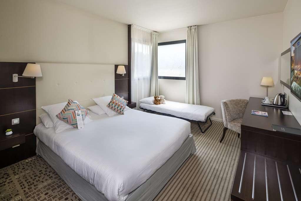 Best Western Plus Hotel de l'Arbois - Gästezimmer/ Unterkünfte
