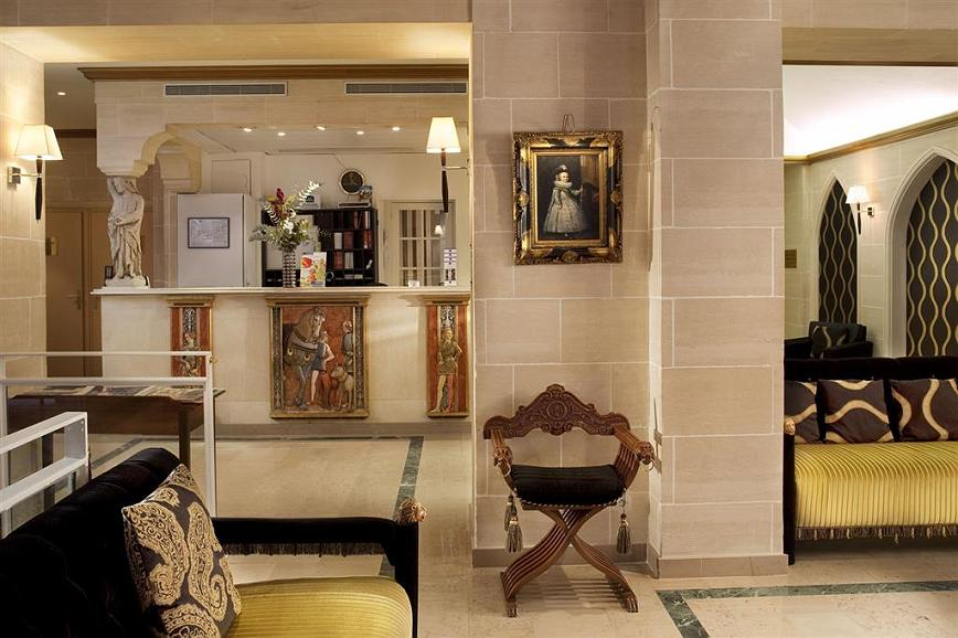 Best Western Star Champs Elysees - Vue du lobby