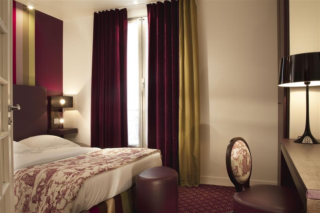 Best Western Star Champs Elysees - Guest Classic Room