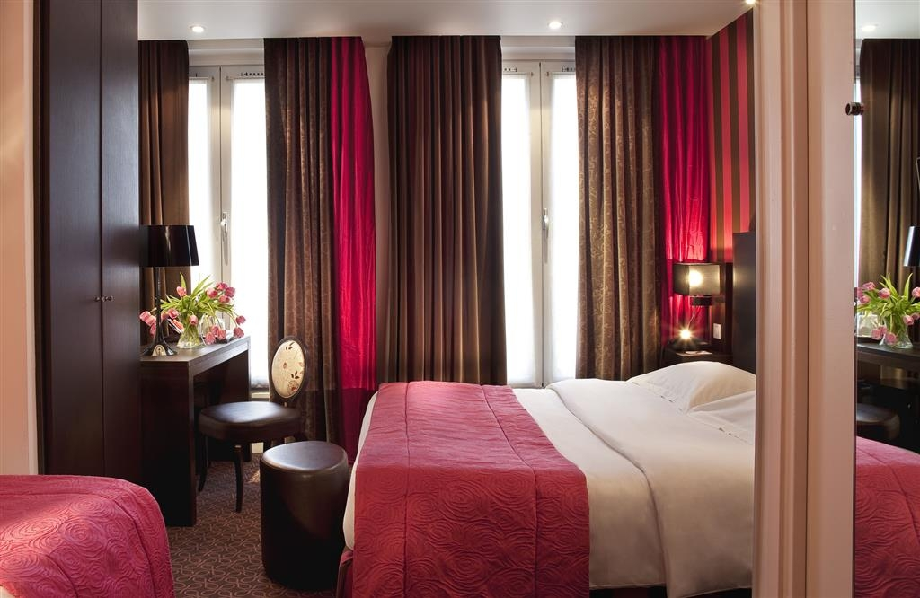 Best Western Star Champs Elysees - Guest Triple Room