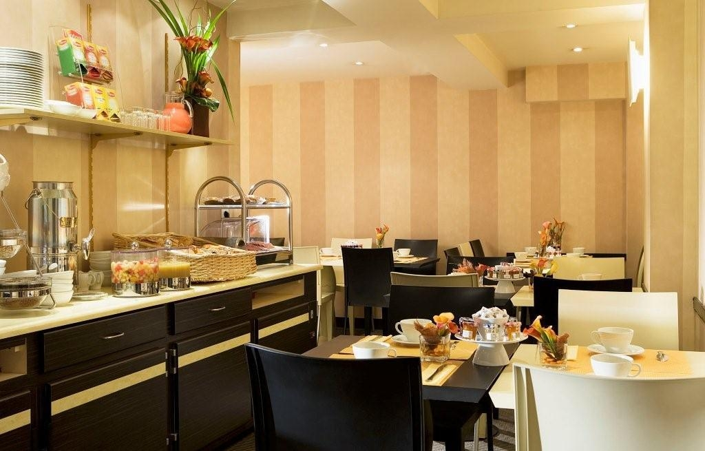 Best Western Star Champs Elysees - Restaurant / Gastronomie